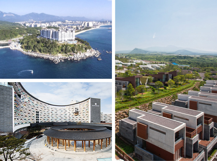 Lotte Resort Sokcho, Jeju Artvillas, Lotte Resort Buyeo