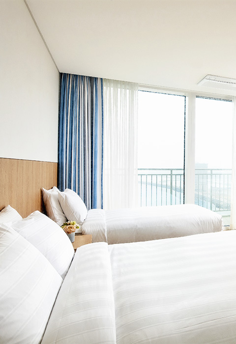 Lotte Resort Sokcho Condo Deluxe - The most basic condo type room suitable for 2~3 people. - 02